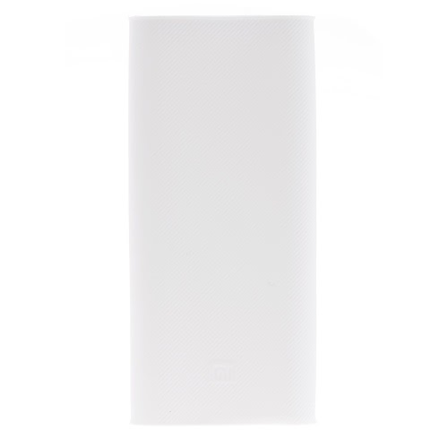 Xiaomi Power Bank Silicone Case 16000mAh Millet Mobile Power External Silicone Sleeve Rechargeable Lithium-ion Battery