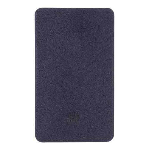 Xiaomi Microfiber Cloth Protection Cover for 5000mAh Mobile Power Supply Portable Non-skid Environmental Durable