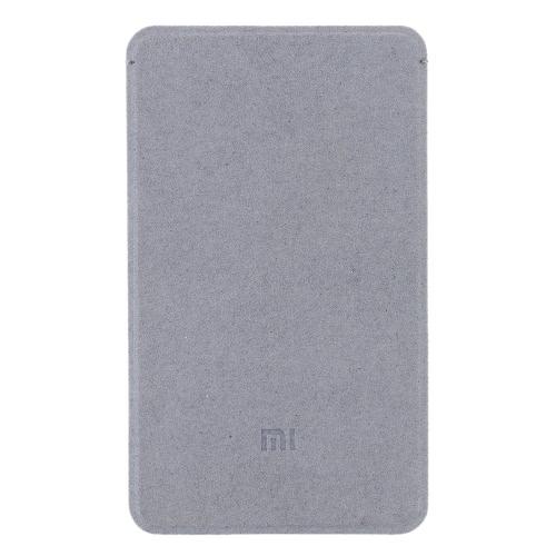 Xiaomi 耐久性のある5000mAにモバイル用のマイクロファイバーの布保護カバー電源ポータブルノンスキッド環境【並行輸入品】