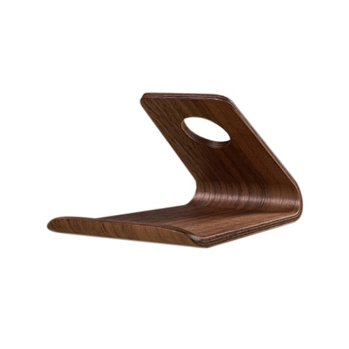 SAMDI supporto del cellulare universale in legno per iPhone 6 Plus Samsung Galaxy S5 S6 Note3 4 LG HTC