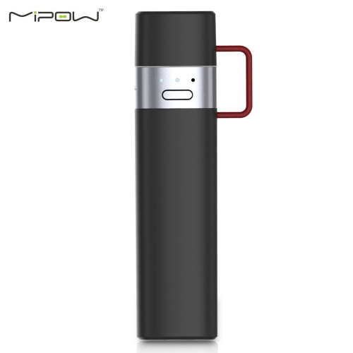 [with Apple MiFi Certified] MIPOW SPL06 Power Tube 3000mAh Portable Mobile Charger Lightning Version for iPhone 6/6 plus