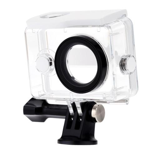 Xiaomi Xiaoyi オリジナル 防水 カメラシェル IP68レベル  40m深層水体験封印された AF ARダブル光 PC スーパーライト級  耐久性 タフ【並行輸入品】