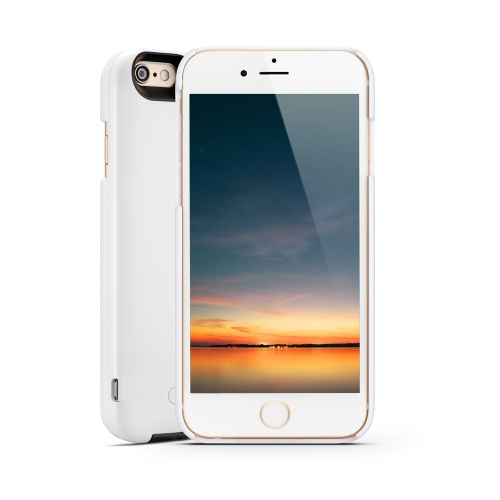 [with Apple MFi Certified] MiLi HI-C35 for iPhone 6 Battery Case Ultra Slim Extended Battery Case for iPhone 6 with 3500mAh Capacity 150% Extra Battery