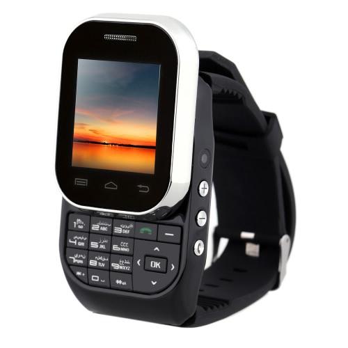 KEN XIN DA W1 Smart Watch Phone 1.44