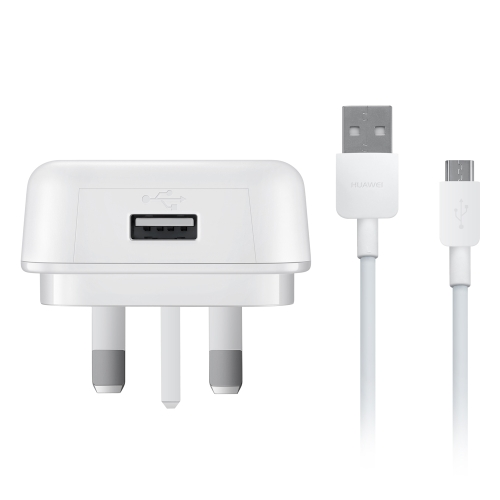 Original for HUAWEI Switching Power Adapter 5V2A Charger Adapter UK Plug with USB Cable Charging Data Line for Samsung Tablets Compatible with USB Enabled Devices