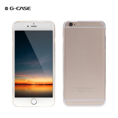 G-CASE  360度  防衛透明 ハイエンド フルボディ 携帯保護カバーケース Apple iPhone 6 plus 5.5