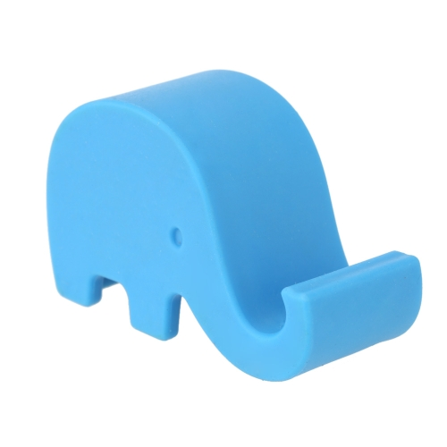 Cute Elephant Silicon Phone Tablet Holder Stand Dock for iPhone 6 6 Plus iPad Air Samsung Galaxy S6 S6 edge Smartphone Tablets Cute Elephant Design Eco-friendly Material Stylish Lightweight Portable Durable
