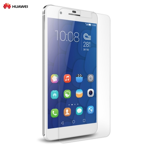 for HUAWEI Honor 6 Plus Screen Protective Film High Transparent PET Screen Protector Film Anti Scratch Abrasion Resistant Protective Film