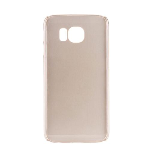 Moda PC telefone proteger caso Giltter ouro luxo cristal com especial Metal coruja Design Pattern para Samsung Galaxy S6 borda