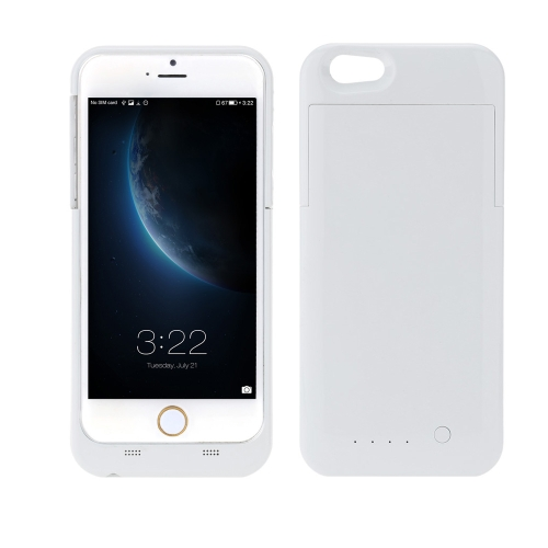[with MFi Certification] Maxnon M6 3200mAh External Battery Power Bank Case Pack Backup Charger Cover for iPhone 6 4.7