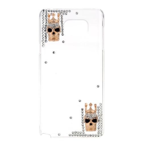 Caso de telefone DIY para Samsung nota 5 elegante portáteis ultrafinos leve anti-riscos anti-poeira durável