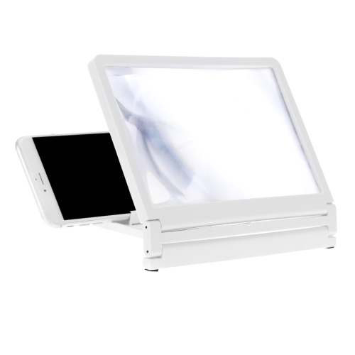Universal Phone Video Photo Picture E-book Magnifier Bracket Enlarge Stand for iPhone 6 6S 6 Plus 5S 4S Samsung Phone