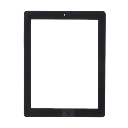 Outer G + G Capacitive Touch Screen Multi-touch Digitizer Replacement Assembly with Flex Home Button for iPad 2