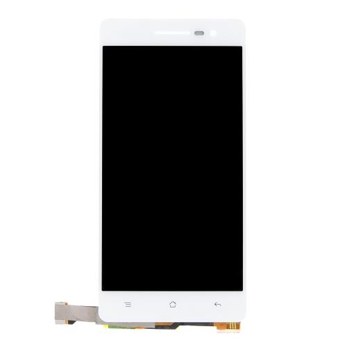 """5 """"Zewnętrzny ekran dotykowy TFT LCD + Ekran dotykowy Ekran dotykowy Multi-touch 1280 * 720px Montaż za pomocą kabla Flex dla OPPO R3 R7007"""