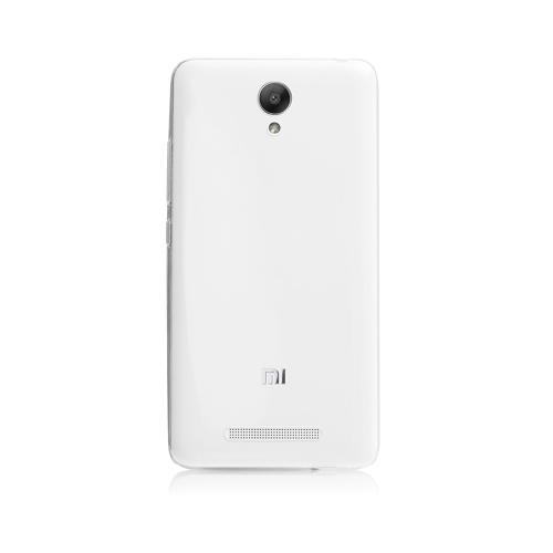 Original Xiaomi Redmi Note 2 Protective Case Silicon Soft TPU Cover Back Case Cover for Redmi Note 2 Smart Phone