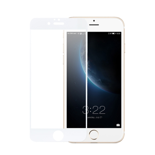 ADPO Ultra-thin 0.33mm 9H 2.5D Tempered Glass Full Cover Screen Protector Protection Film Guard Anti-shatter for iPhone 6 4.7
