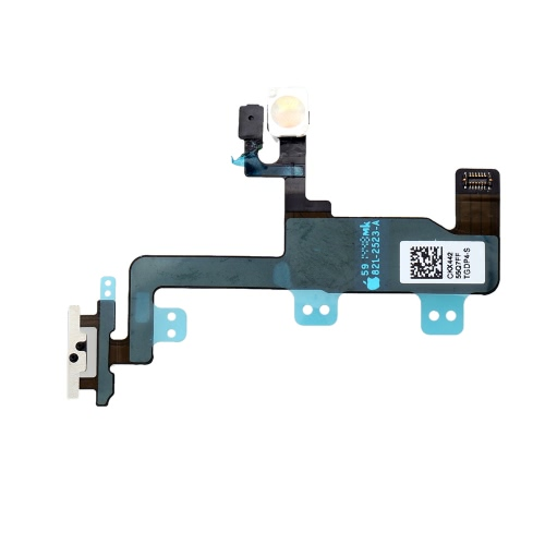 Power Button Switch Sleep Wake Flashing Light Flex Cable for iPhone 6 4.7