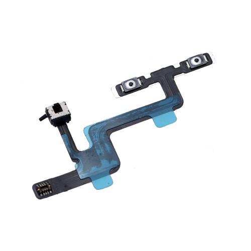 音量ボタン 修理 ミュート サイレント バイブ フレックスケーブル 交換部品を交換して修正する