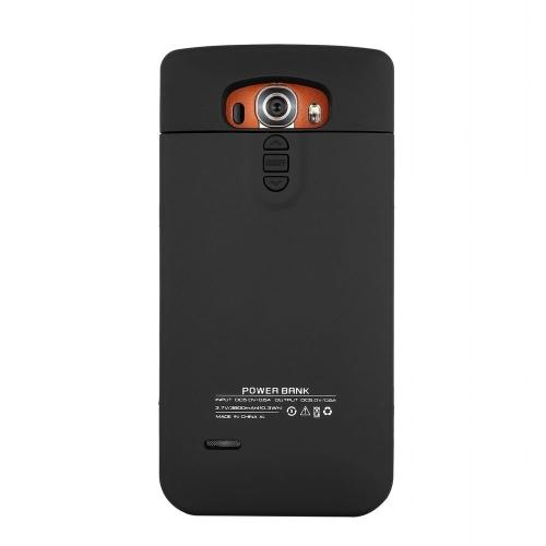 3800mAh External Battery External USB Port Power Bank Charger Pack Backup Battery Case for LG G4
