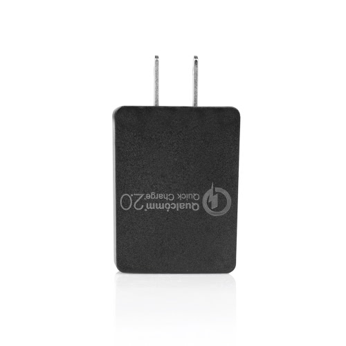 Itian 15W 2.1A US ケーブルキット プラグ ユニバーサル クイック チャージ 2.0 USBポート 充電器  Samsung LG HTC Sony Xiaomi用