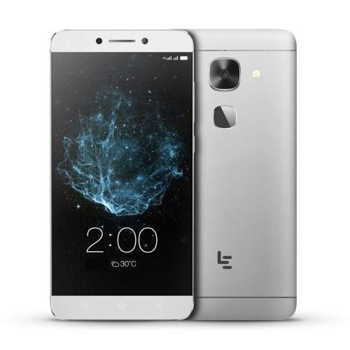 Секонд хенд Letv LeEco Le Max 2 X829 Безрамный смартфон с отпечатками пальцев 4G FDD-LTE 3G WCDMA Qualcomm Snapdragon 820 64-разрядный четырехъядерный процессор 5,7 дюйма 2K экран 2560 * 1440 пикселей Экран 6 ГБ ОЗУ + 128 ГБ ROM 8MP + 21MP двухкамерный Android 6.0 eUI OS Type C 3100mAh Quick Charge 3.0 OTG