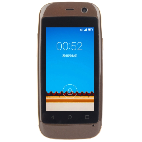 Elephone Q 3G WCDMA Smartphone Android v4.4.2 OS Dual Core MTK6572 2.45