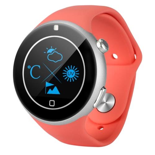 Aiwatch C5 relógio inteligente telefone 2G GSM BT 4.0 1,22