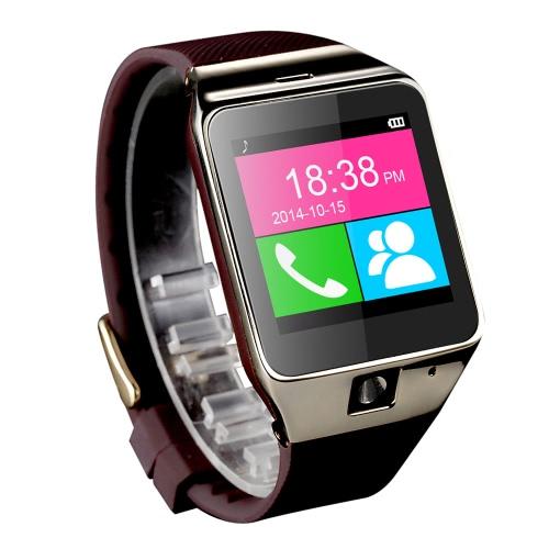 APLUS GV18 2G inteligente Watch Phone GSM MTK6260A 1,54