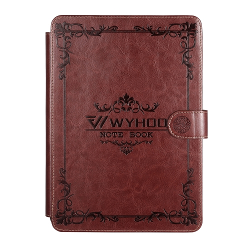 WYHOO 3 in 1 Multifuntional Case Protection Bluetooth Wireless Speaker Built-in Mobile Power Bank Leather Case Protector for iPad  Air / Air 2