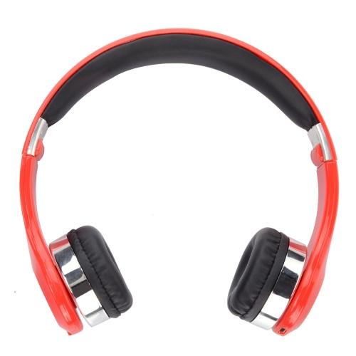 Original novo Bee v 3.0 fone de ouvido estéreo BT sem fio dobrável Stretchable fone de ouvido BT 3.5mm AUX em Handfree chamada esportes fone de ouvido com microfone para Tablet PC de telefones inteligentes Smart TV