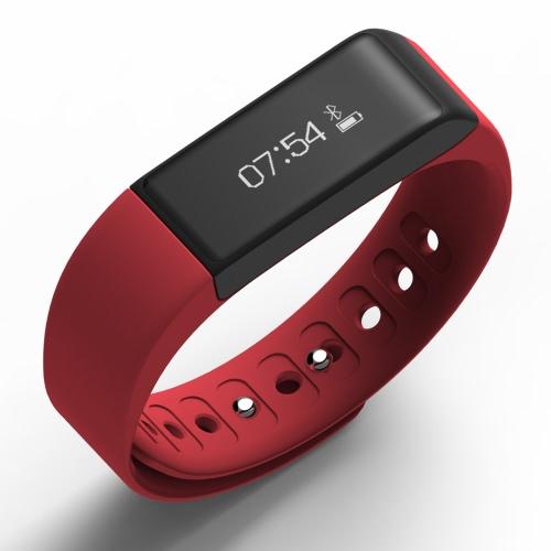 Original iWOWN i5 mais inteligente pulseira pulseira 0,91