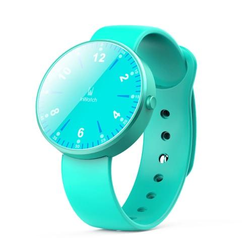 inWatch couleur Sport podomètre Smart Watch silicone bande Bluetooth 4.0 LED pour iPhone 5 6 6 s 6 Plus 6 s Plus Samsung S6 S6 bord S7 S7 bord HTC synchrone entrant appeler sédentaires rappel anti-perdue pour iOS7 Android 4.3 ou supérieur