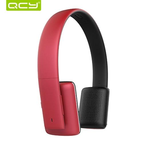 QCY QCY50 BT fone de ouvido fone de ouvido fone de ouvido para iPhone 6S 6S Plus iOS Android Smartphone resposta telefone multiponto conectando MoveNext/MovePrevious Switch inglês/chinês Switch voz interação