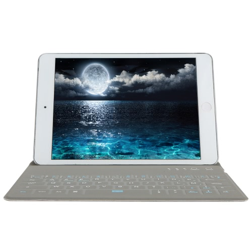 Tablet PC Wireless BT Keyboard Leather Case for 7.9 inch