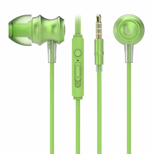 UiiSii US60 In-ear HD Stereo Sound Poderoso Bass Eraphones Hi-Fi Headphone Headsets with Microphone