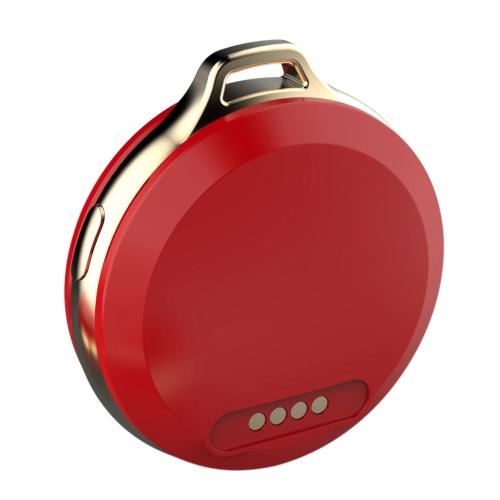 Portable Mini GPS Tracker LBS WiFi Posicionamento GPS Localizador Rastreamento Anti-Lost Localizador de alarme SOS Comunicação para crianças Old Persons Pets
