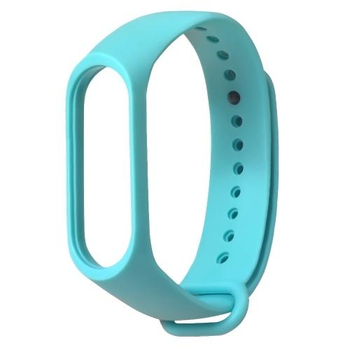 Pulseira de relógio Pulseira de esporte Moda Estilo simples Substituição da alça de pulso para Xiaomi Mi Band 3 Pulseira inteligente
