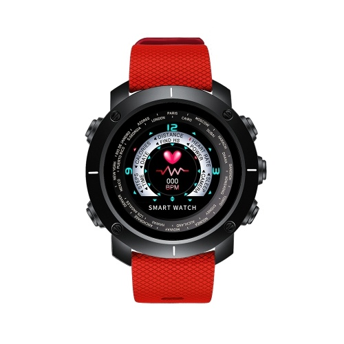 Smart Watch Heart Rate Monitor Fitness Tracker