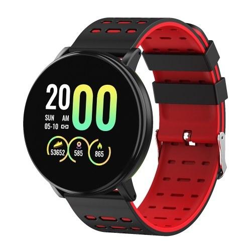 Y19 Интеллектуальные Часы Цветной Экран BT Спорт IP68 Водонепроницаемые Часы Подсчета Мониторинга Артериального Давления Мониторинг Сердечного ритма Фитнес-Часы