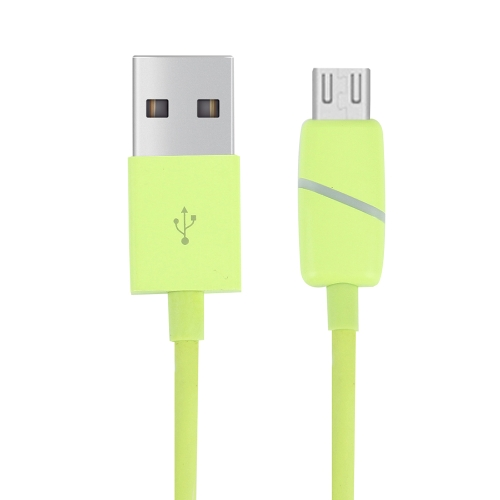 Micro USB Smart Breathing Light Data Cable Durable Tangle-Free Micro USB Charging Cable for Android Samsung Nokia Sony Huawei
