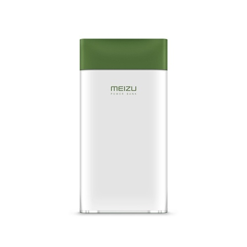 MEIZU M20 Power Bank 10000mAh 24W Flash Carica rapida Batteria esterna per iPhone X iPhone 8 Samsung Galaxy S8 Note 8