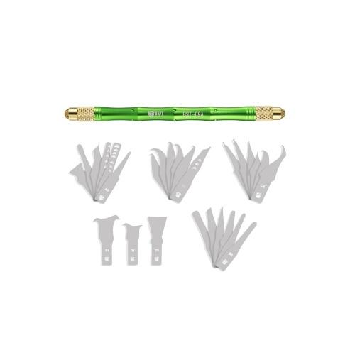 Melhor lâmina de remoção de CPU 69A Graver Blade
