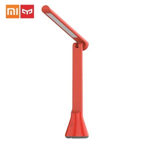 Lámpara plegable Yeelight Lámpara de escritorio de mesa LED recargable por USB