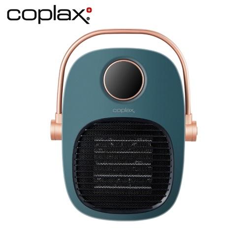 Coplax Space Heater THA-01 2000W Termostato ajustable de calentamiento rápido Calentador eléctrico de cerámica portátil de fácil control con 3 modos de funcionamiento para el hogar Oficina Baño Dormitorio 220 V