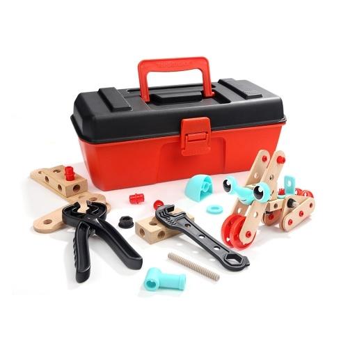 Set di giocattoli da costruzione TOP BRIGHT per bambini