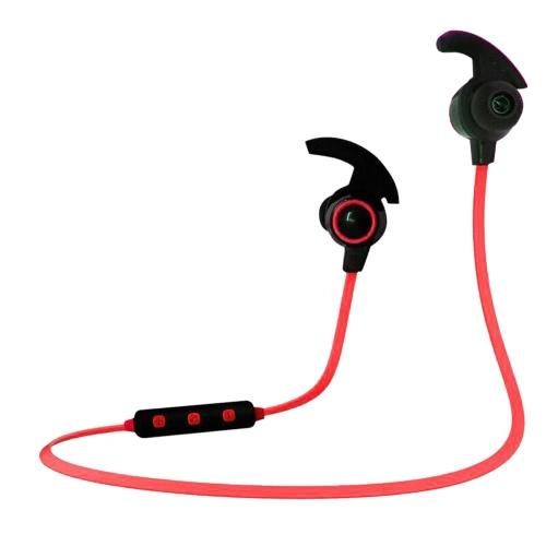 H6 Business Sport Écouteurs intra-auriculaires stéréo stéréo BT4.1 casque casque écouteur mains libres Paire / Off / On Recevoir / accrocher musique Lecture / Pause Volume +/- pour iPhone X Samsung S8 + Note8