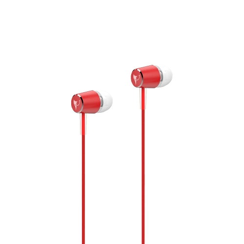V5S BAYASOLO Estéreo In-Ear Fone de ouvido Fone de ouvido 3.5mm Jack Wired Earbud Hands-free Call for Smartphones