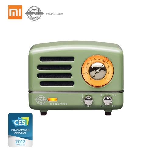 Xiaomi Mijia BT Speaker High-quality Sound Portable Wireless Soundbox Bass Speakers Audio Player Music Amplifier Mini MP3 Player Music Rechargeable Speaker