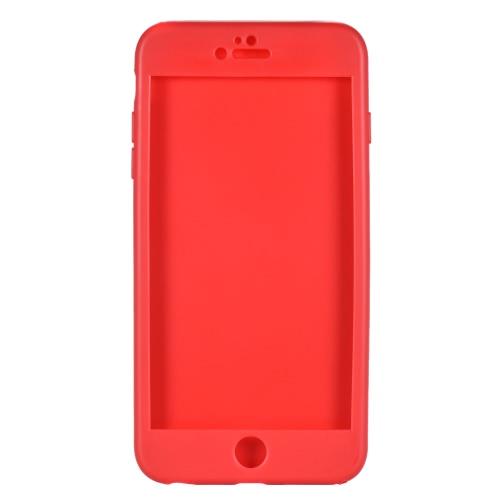 Caixa de telefone protetora para 5.5 polegadas iPhone 6 / 6S Plus Tampa de alta qualidade do telefone TPU Cobertura de telefone durável antiderrapante resistente a riscos