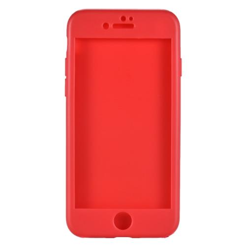 Caixa de telefone protetora para iPhone 7/8 Tampa de alta qualidade do telefone TPU Cobertura de telefone durável antiderrapante resistente a riscos